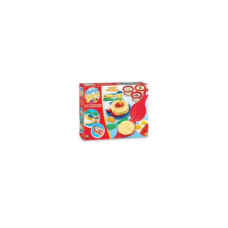Набор массы для лепки ЗавтракНабор массы для лепки Завтрак марки Bojeux.<br>С помощью набора Завтрак вашребёнок сможет быстро слепить из пластилина вкусный игрушечный завтрак.На свой выбор, можно создатьтортик, пирожные, тосты, вафли и прочие вкусности. Пластилин от известной канадской фирмыBojeux абсолютно безопасен, не пачкает рукииодежду, кроме того, пластилин имеет приятный фруктовый аромат, быстро застывает на воздухе. А чтобы вновь размягчить пластилин, достаточно просто добавить немного воды.<br>Занятия с помощьюигровых наборовBojeux развивают воображение, мелкую моторику рук, усидчивость.<br>В наборе:3 баночки с массой,пресс-форма, аксессуары.<br>Состав пластилина: мука, вода, соль<br><br>Возраст от: 3 года<br>Пол: Не указан<br>Артикул: 639554<br>Бренд: Канада<br>Размер: от 3 лет