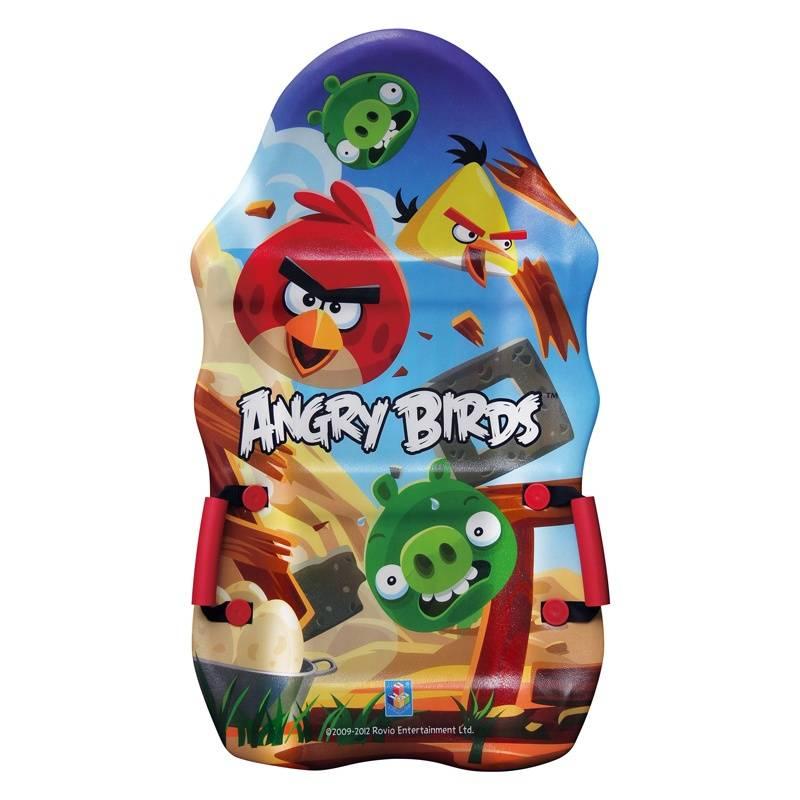 1Toy Ледянка Angry Birds 94 см ледянка 1toy angry birds для двоих 122см т56332