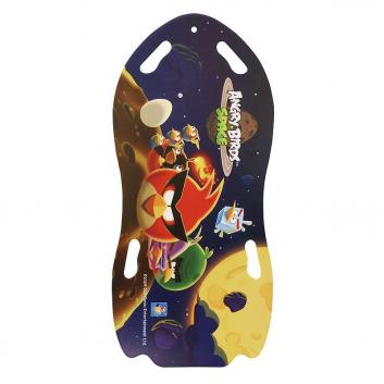 Любимые герои, Ледянка Angry Birds 122 см 1Toy 639692, фото