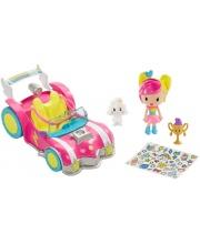Автомобиль Barbie и виртуальный мир Mattel