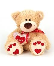 Медведь Влюбленный 20 см