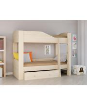 Кровать двухъярусная Астра 2 РВ Мебель