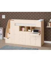 Кровать-чердак Астра 11 РВ Мебель