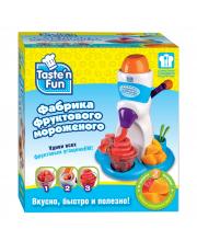 Игровой набор Тейст энд фан Фабрика фруктового мороженого