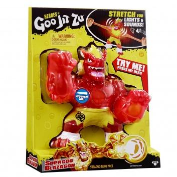 Игрушки, Игрушка тянущийся Гуджитсу Блейзагот большой РОСМЭН , фото