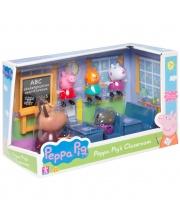 Игровой набор Свинка Пеппа Пеппа на уроке