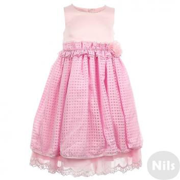 Девочки, Платье De Salitto (розовый)639524, фото