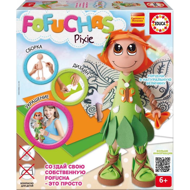 Educa Набор для творчества кукла Фофуча Пикси