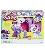 Набор Твайлайт и Рарити Play-Doh