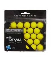 Комплект Нёрф 25 шариков HASBRO NERF
