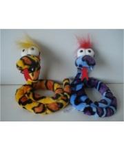 Змея Крэйзи 82 см в ассортименте PLUSH APPLE