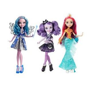 Игрушки, Куклы Наследники и отступники в ассортименте Mattel 246161, фото