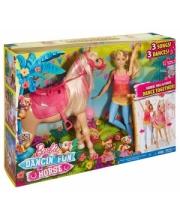 Лошадка танцующая Barbie Mattel