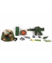 Набор Военный с каской S+S Toys