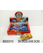 Машина инерционная со светом и звуком в ассортименте S+S Toys