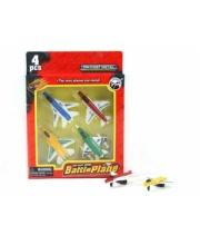 Набор Самолетов металлических 4 шт S+S Toys