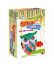 Чудо-творчество Сделай сам Сумочка Совенок Origami