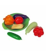 Набор Овощное ассорти Пластмастер