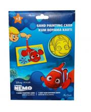 Набор для раскрашивания песком Немо Red Castle