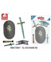 Набор Рыцаря со щитом S+S Toys
