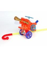 Каталка Пушка S+S Toys
