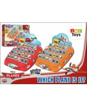 Игра Угадай кто Planes IMC Toys