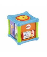 Кубики веселые животные Mattel