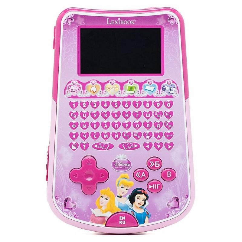 Lexibook Детский компьютер-планшет Принцесса планшет в краснокамске