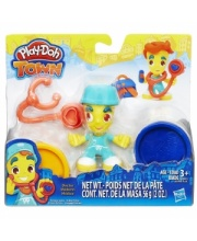 Набор пластилина Город Фигурки в ассортименте Play-Doh