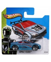 Модель Базовые машинки в ассортименте Mattel