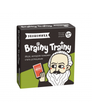 Игра-головоломка Экономика Brainy Trainy