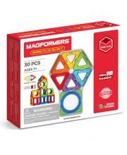 Магнитный конструктор Basic Plus 30 set MAGFORMERS