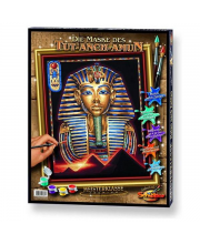 Картина по номерам Маска Тутанхамона Schipper