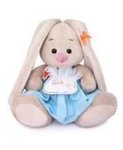 Мягкая игрушка Зайка Ми с лебедем BUDI BASA