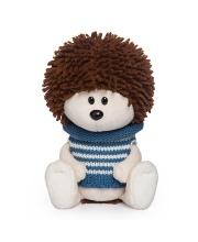 Мягкая игрушка Ёжик Игоша в свитере BUDI BASA