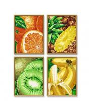 Картина по номерам Тропические фрукты Schipper