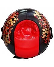 Санки надувные Тюбинг Хохлома COMFORT диаметр 93 см Тяни-Толкай