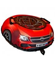 Санки надувные Тюбинг Эксклюзив SUPER CAR Mercedes диаметр 100 см RT
