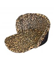 Утеплитель меховой для санок Леопард Барс