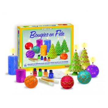 Набор для творчества Праздничные свечи