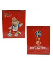 Пакет подарочный в ассортименте FIFA 2018