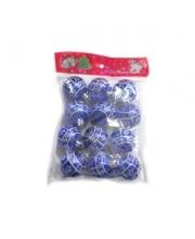 Набор шаров 12 шт 4 см S+S Toys