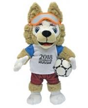 Волк Забивака 33см FIFA 2018