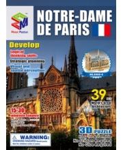 Пазл Notre Dame de Paris 3D 39 деталей S+S Toys