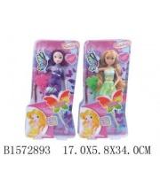 Кукла с аксессуарами в ассортименте S+S Toys
