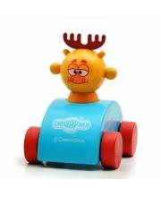 Деревянная Машинка Лосяша Мир деревянных игрушек