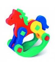 Лошадка-качалка в ассортименте Флексика