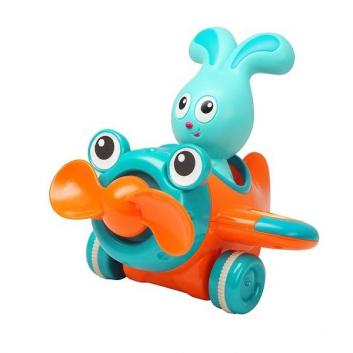 Интерактивная игрушка Бани-пилот