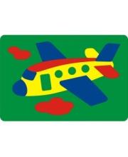 Мозаика Самолетик в ассортименте Флексика