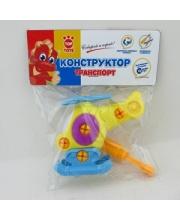 Конструктор Вертолет TopToys